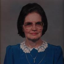 Mary Keeton Pruitt