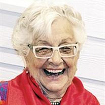 Mrs. Elaine B. Walker