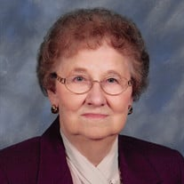 Frances M. Johansen