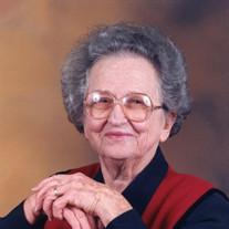 Mrs Alma Harris Pollard