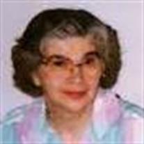 Mary J Evans