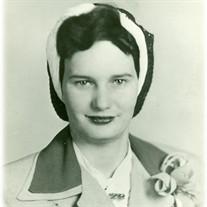 Virgie Bell Anderson