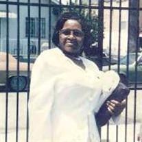 Mrs Ella Buelah Linebager