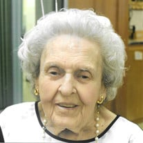 Mrs. Marie Hasslinger DeMoss