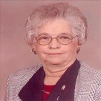 Eunice Yvonne Morris