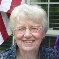 "Elizabeth ""Betty"" Rupp"
