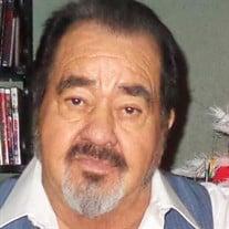 """Jose  Reuben """"Eloy"""" Garcia"""