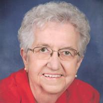 Velma Lea  Johnson Schultz