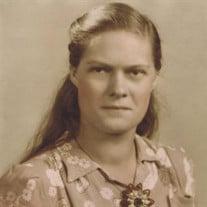 Mary Smith Mills
