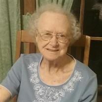 Bettie Duncan Evans