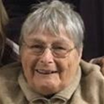 Margaret Ann Hudghton