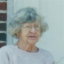 "Martha E. ""Betty"" Smith"