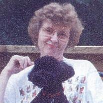 Ms. Joyce Arline Goodwin
