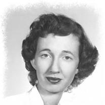 Mrs. Merrell Midyett Rhodes