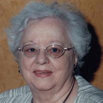 Mildred Pauline Tanner