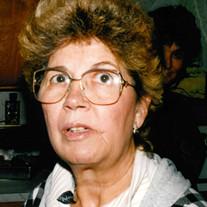 Tommie Ruth Burlison