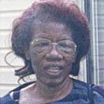 Mrs. Annie R. Harbour