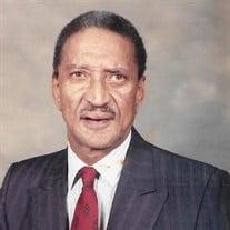 """Mr Chester Edward """"Mr. Chet"""" Darrett"""