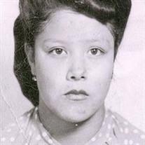 Juana Campos Chagolla