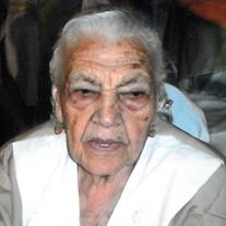 Juana Razo de Gonzalez