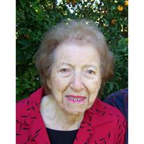 Louise Anita Getz
