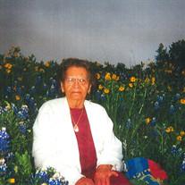 Manuela Serna Ybañez