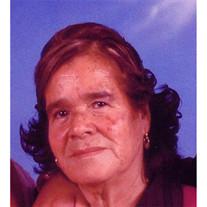Maria Luz Cisneros