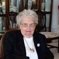 Mildred J Rauschkolb