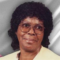 Mrs. Princella Jackson
