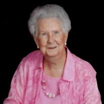 Shirley Blanche Clark