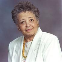 Ms. Tessie Belle Logan