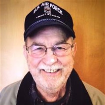 A. Clary Sprouse, CMSgt USAF (Ret)