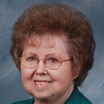 Helen Ruth Hornback