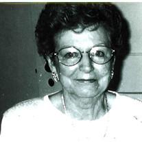Vivian Jeanne Wise