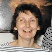 Helen Ann (Zimmerman) Pelic