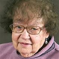 Sister Joyce Ogden, RSM