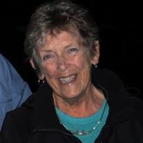 Glenda Joyce Barnes