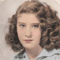 Bertie Elizabeth Hargus