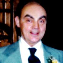"Robert ""Bob"" Charles Ghidoni"