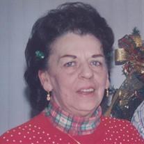Bertha Mae Spires