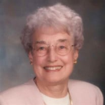Margaret Sophia Bright