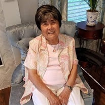 Mrs.  Yoshiko Omoda Johnston age 87, of Keystone Heights