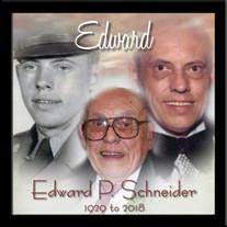 Edward P. Schneider