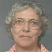 Margaret Delores Overton