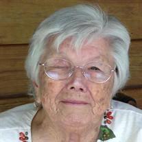 Mrs. Annie Maud Martin