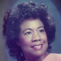 Mrs. Deloris Mae Belton