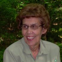 Jeannette Rudd Warnock
