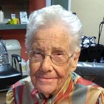 Mary Lillian Haisten