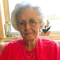 Pauline M. Yeager