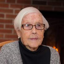 Eleanor M. (Frechette) Belanger